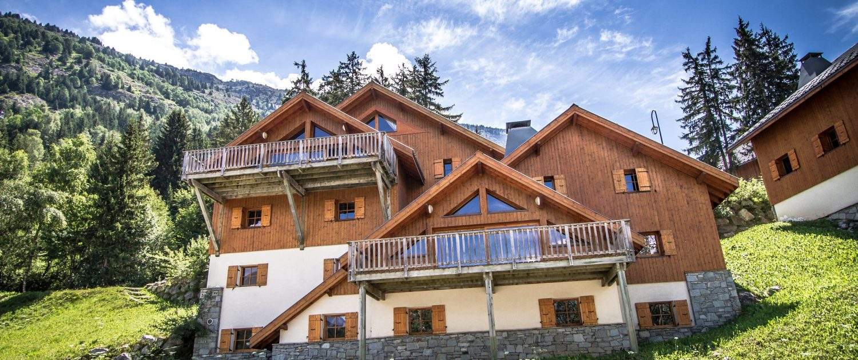 Fietshotel Alpe d'Huez Chalet