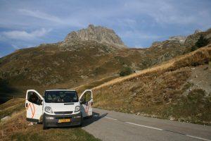Routebegeleiding bij Mont Ventoux, Alpe d`Huez en Stelvio