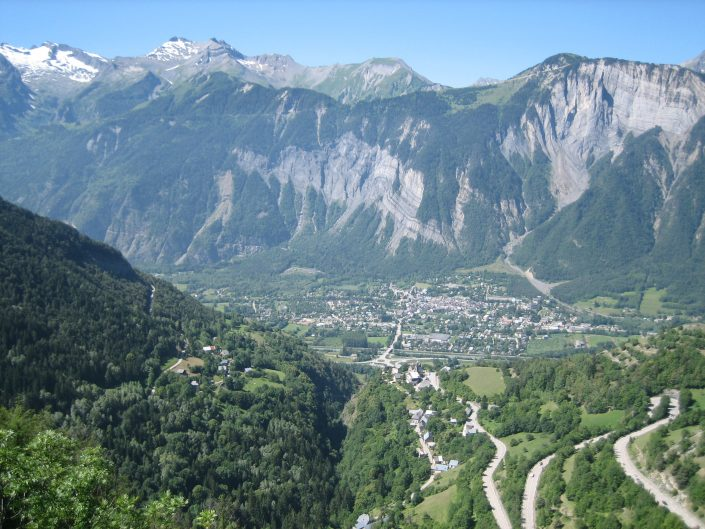 Alpe d'Huez Chalet Beyond