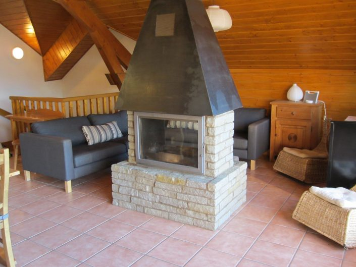 Chalet Beyond zithoek