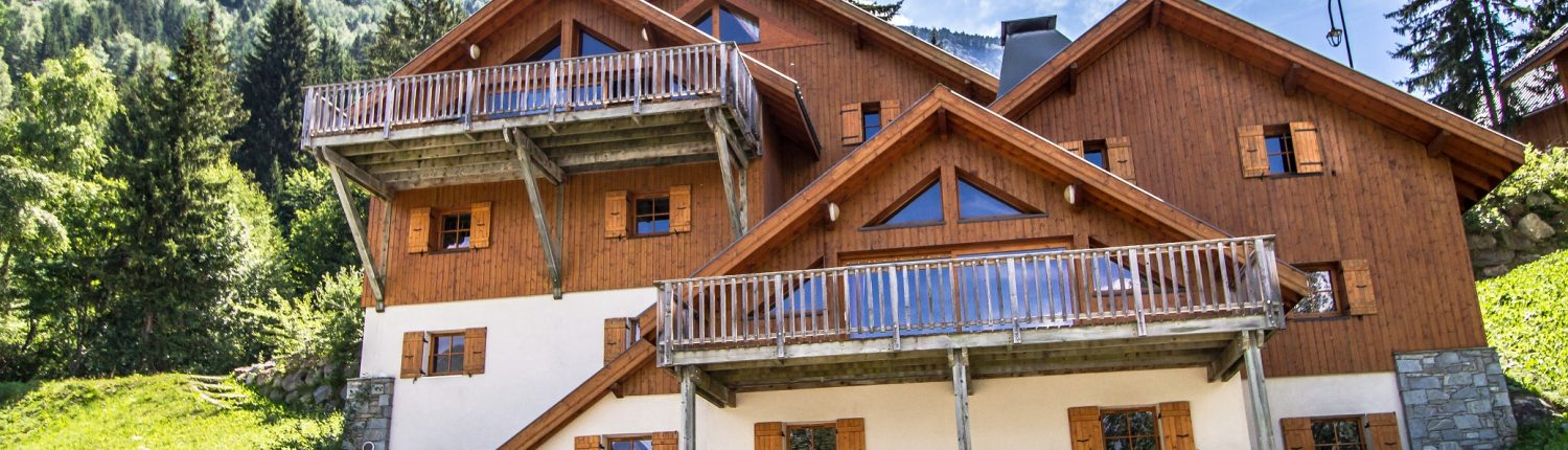 Chalet Beyond cycling hotel