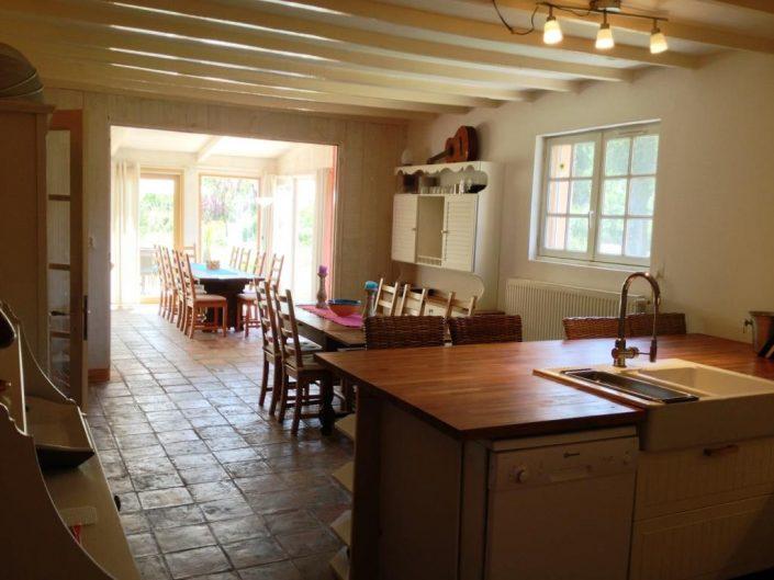 Le Reve Mont Ventoux keuken