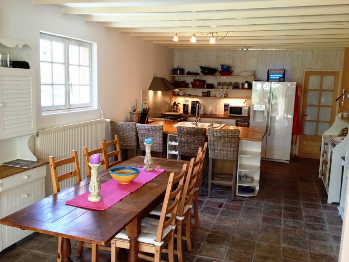 Le Reve Mont Ventoux Woonkamer en keuken