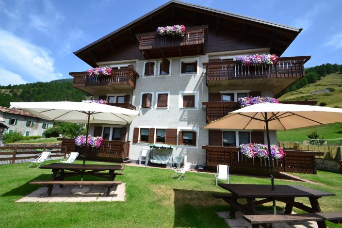 Accommodaties Stelvio Chalet Beyond