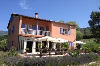 Fietshotels bij de Mont Ventoux Chalet Beyond