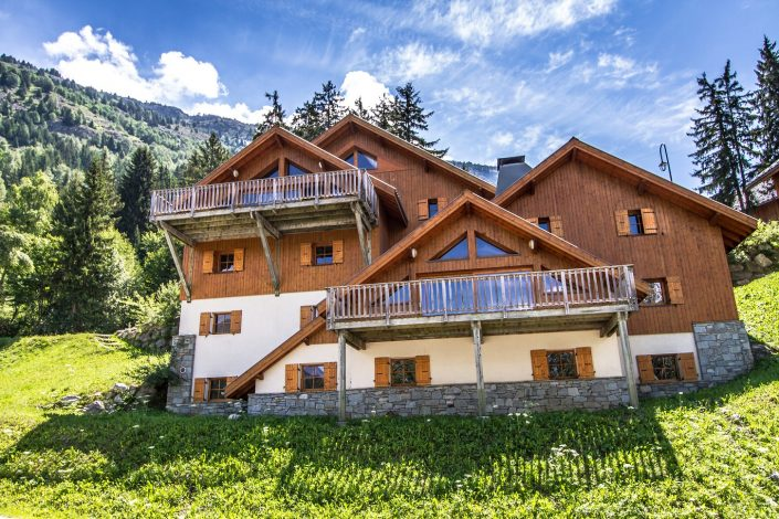 Fietshotel bij Alpe d'Huez Chalet Beyond
