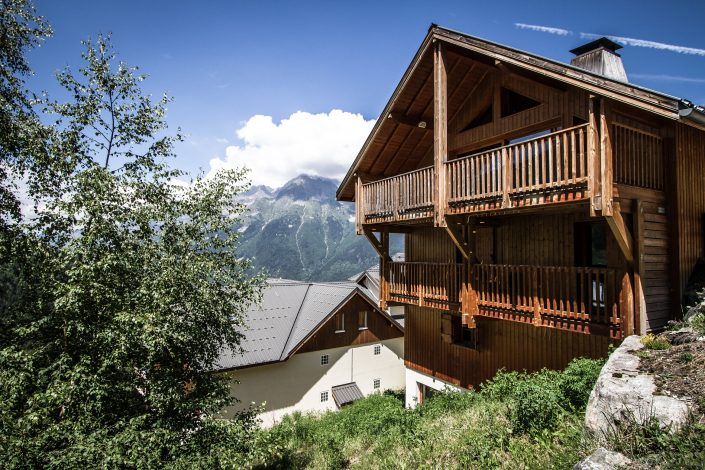 Cycling hotel Blanchon Chalet Beyond