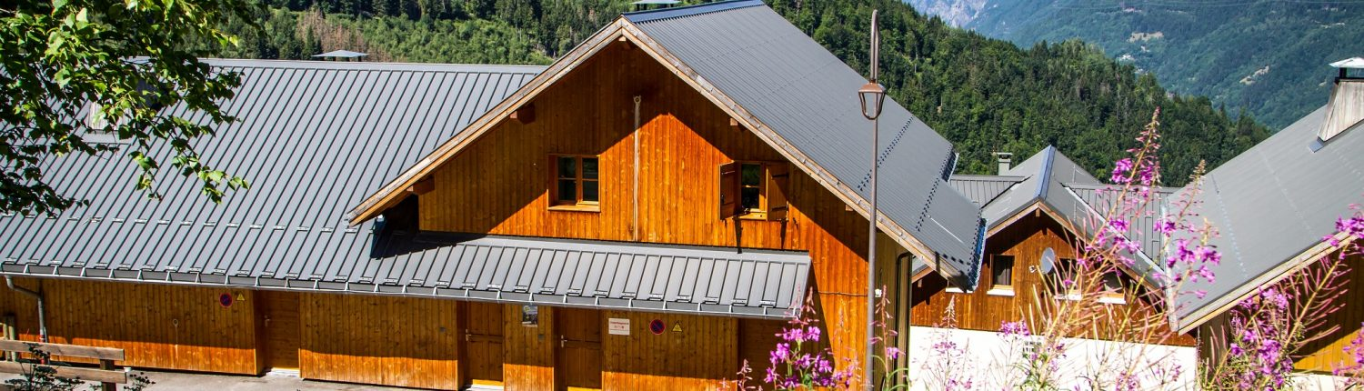 Cycling hotel Choucas Chalet Beyond