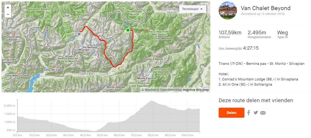 Bormio Cycling Challenge dag1