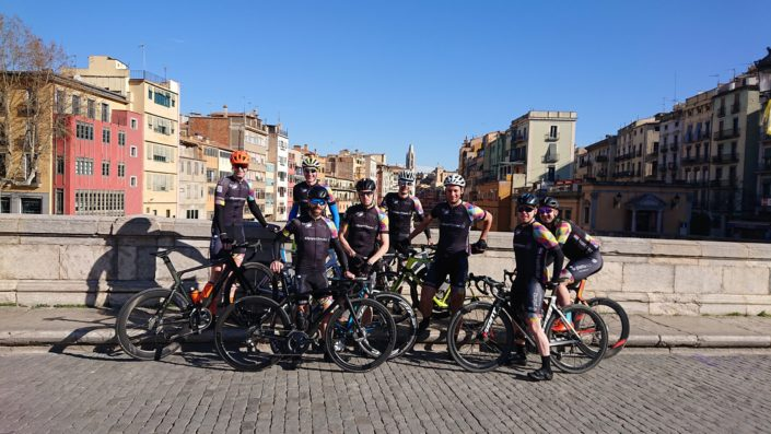 Fietsen in Girona Chalet Beyond