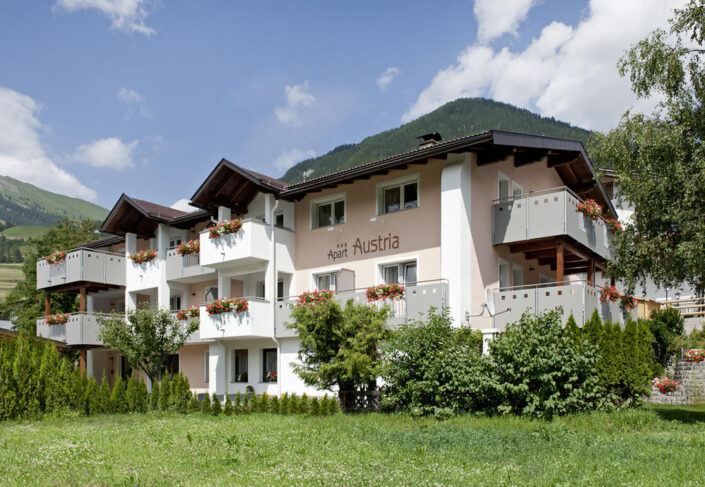 Haus Bergkastel (8-24 personen)