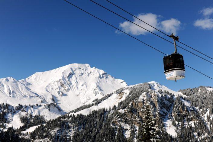 Ski area Les Portes du Soleil