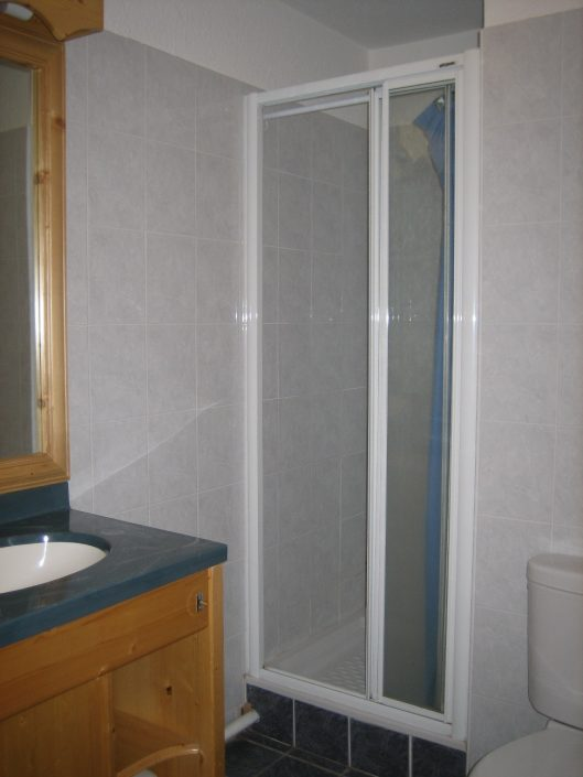 badkamer chalet Eterlou
