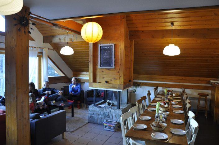 Catered chalet Gelinotte, Oz-en-Oisans, Frankrijk