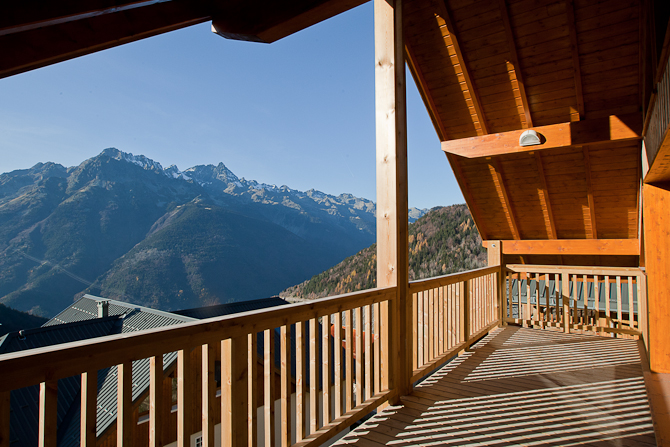 Catered chalet Brocard, Oz-en-Oisans, Frankrijk