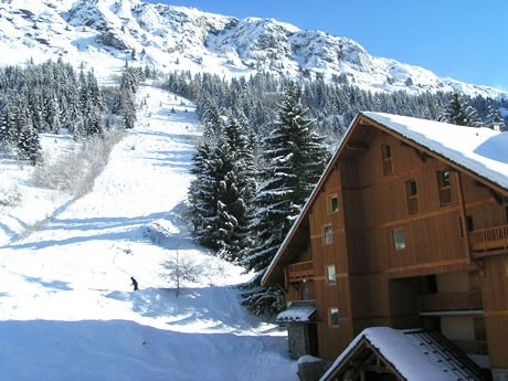 Alped'huez Grand Domain Catered chalet Gelinotte