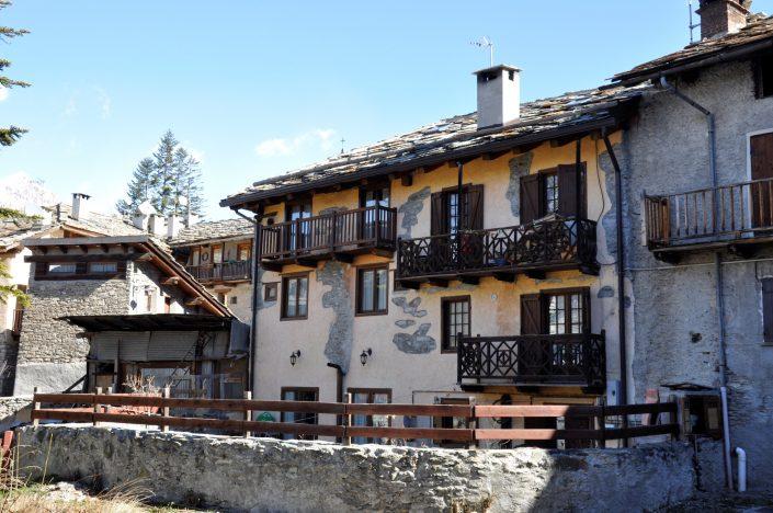 Catered chalet La Petitta, Sauze d'Oulx, Italy