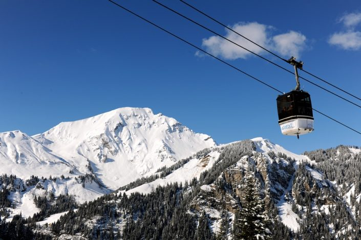 Skigebied Les Portes du Soleil