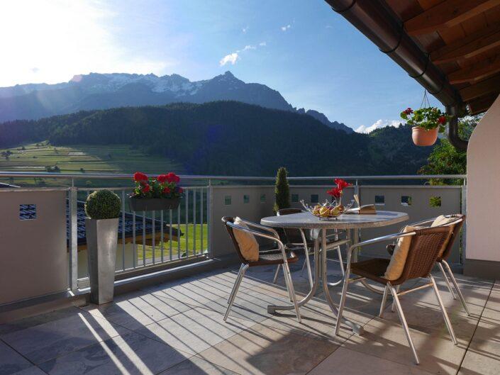 Appartement Alpendistel/ Rapunzel, Nauders, Oostenrijk